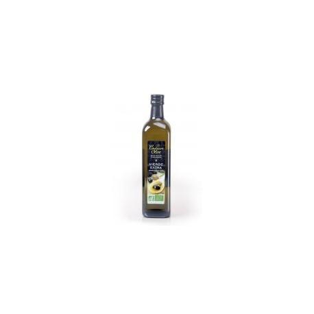 Huile d'olive 1ère pression à froid de Tunisie bio (1L)