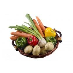 Panier de légumes biologiques standard du 13 et 14/08