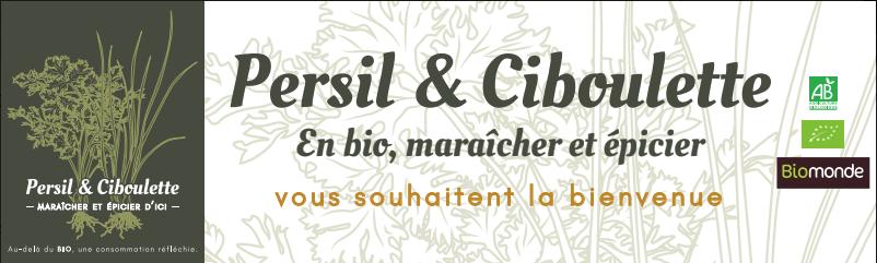 Persil et Ciboulette